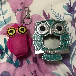 Other - Bath and body works owl set